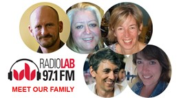 Radio LaB invites you to 'Meet Our Family'