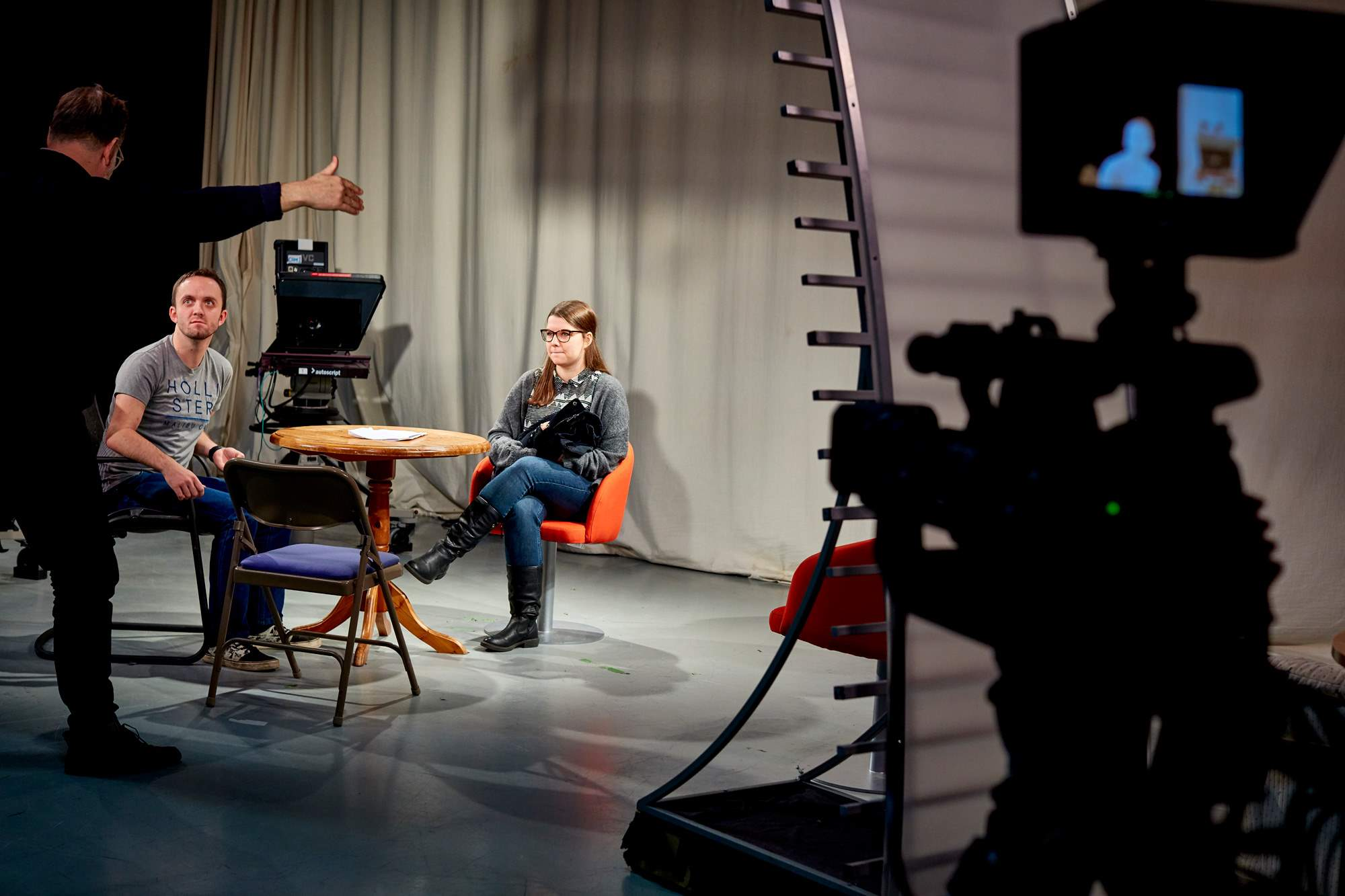 Image for course Film Production<br/> BA (Hons)