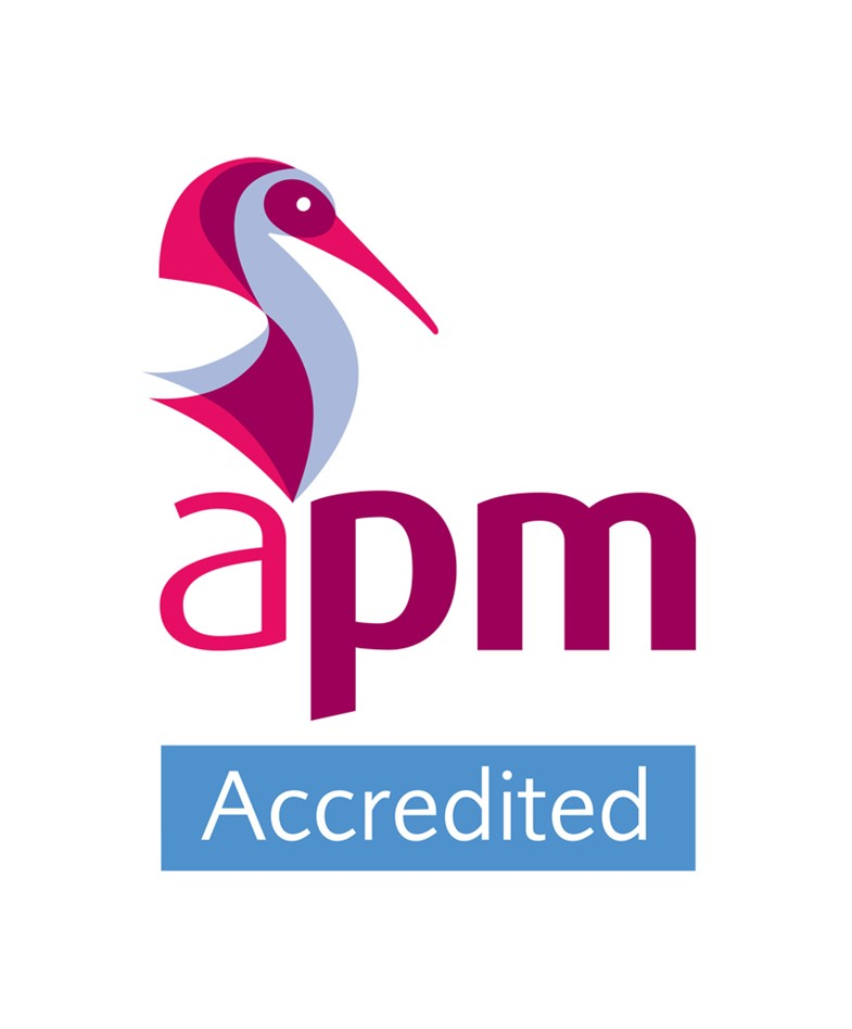 APM (Association for Project Management) Academic Accreditation