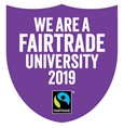 We are A Fair Trade University 2019
