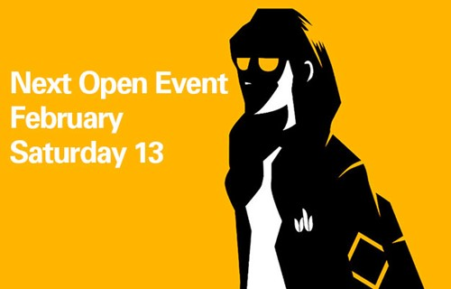 February 13th Open Day