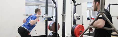 Image for course Sports Science (Personal Training)<br/> FdSc