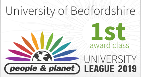 People and Planet - University League 2019
