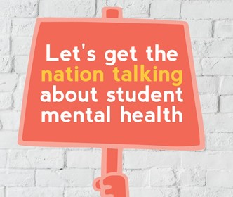 Encouraging positivity for University Mental Health Day